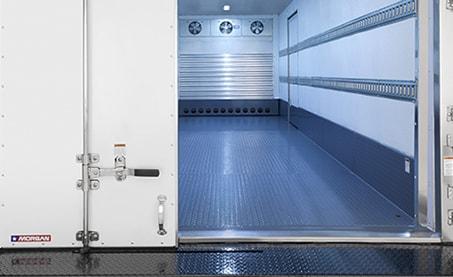 Hűtőkonténer kezelés